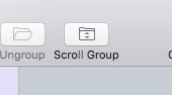 Scroll groups
